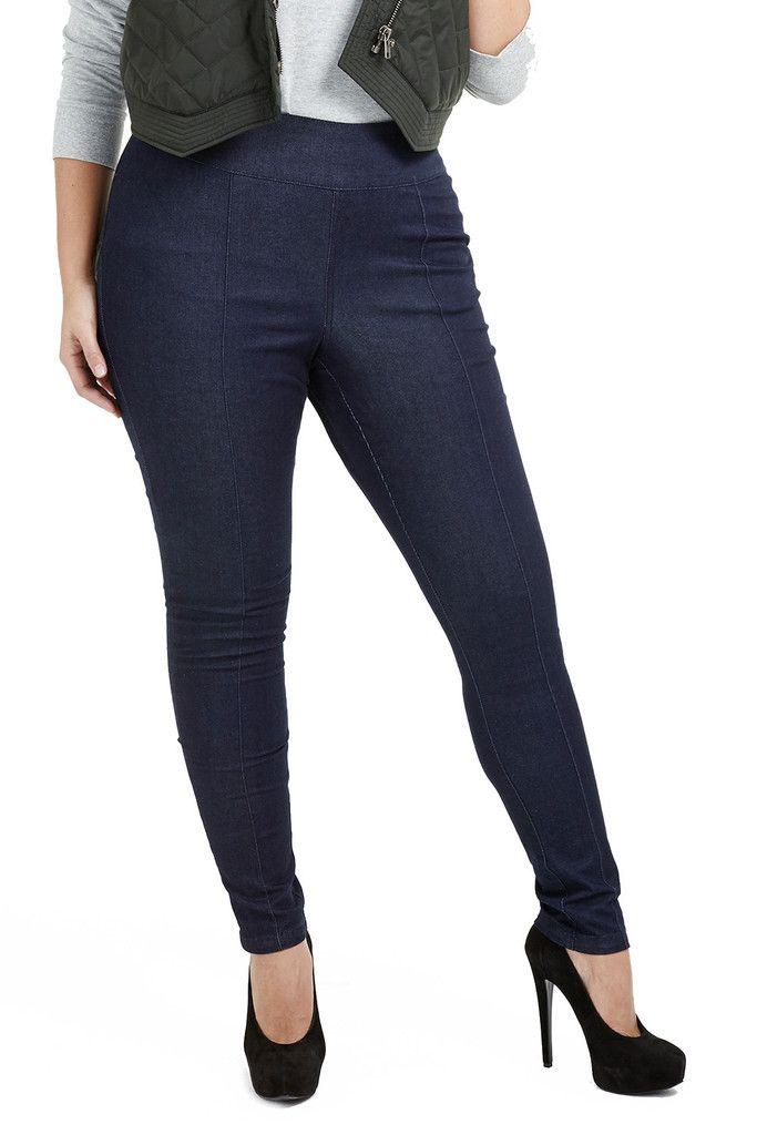 MYNT 1792 Cavalier High Waist Skinny Jean