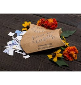 Lovewild Design Blooming Wildflower Confetti
