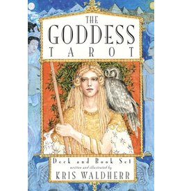 The Goddess Tarot Deck & Book Set