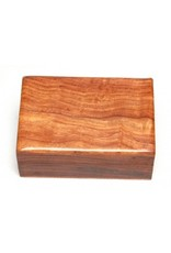 Handcrafted Natural Wood Box