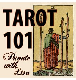 Lee Lee's Valise Tarot 101 Workshop - A Private Class w Lisa + Reading