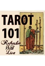 Lee Lee's Valise Tarot Workshop -Refresher