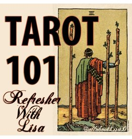 Lee Lee's Valise Tarot Workshop -A Private Refresher Class with Lisa