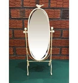 Lee Lee's Valise Oval Bird Mirror on Stand