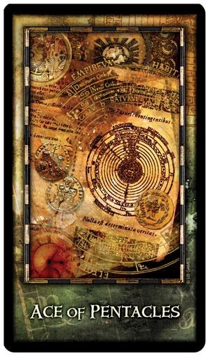 The Archeon Tarot Deck