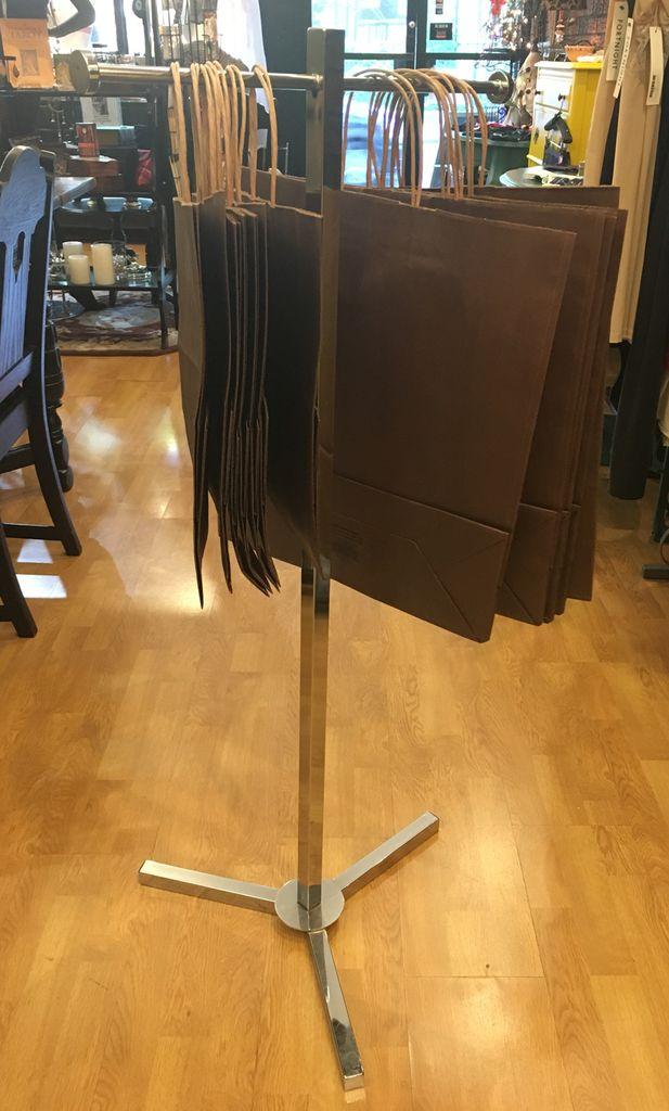 Lee Lee's Valise Shopping Bag Holder