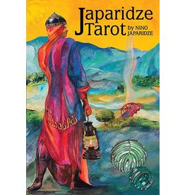 Japaridze Tarot with 178 Page Book