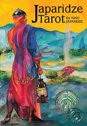 Japaridze Tarot with 178 page book
