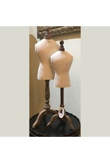 Lee Lee's Valise Wood Mini Dress Form on Stand (set of two)