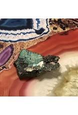 Copper Chrysocolla Calcite