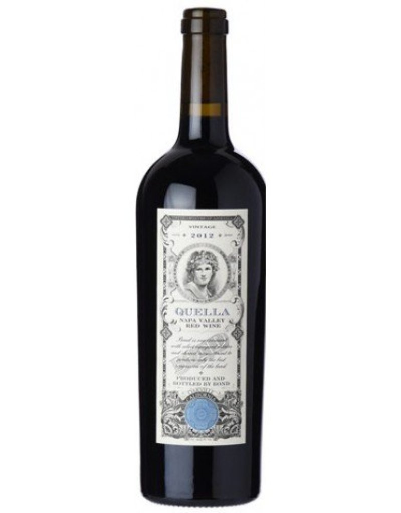 "Red Blend ""Pluribus"", Bond Estate, Napa Valley, CA, 2012"
