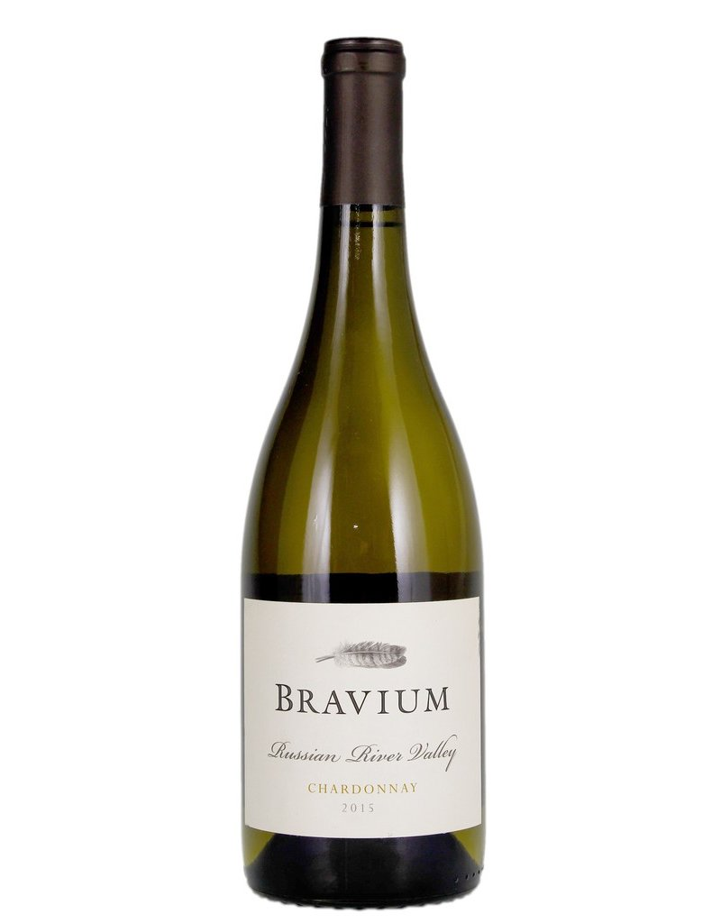Chardonnay, Russian River Valley, Bravium, CA, 2015