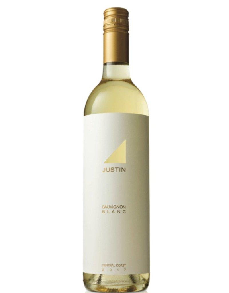 Sauvignon Blanc, Justin Vineyards, Central Coast, CA, 2017