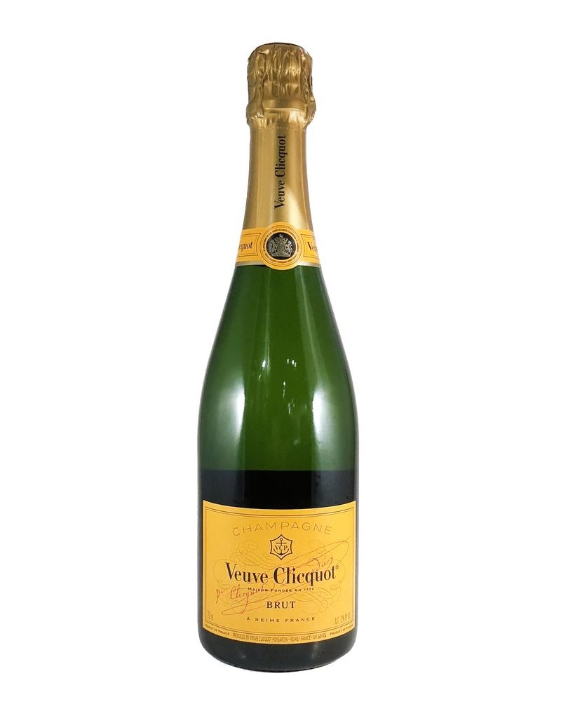 """Champagne """"Yellow Label"""", Veuve Clicquot, FR, NV"""