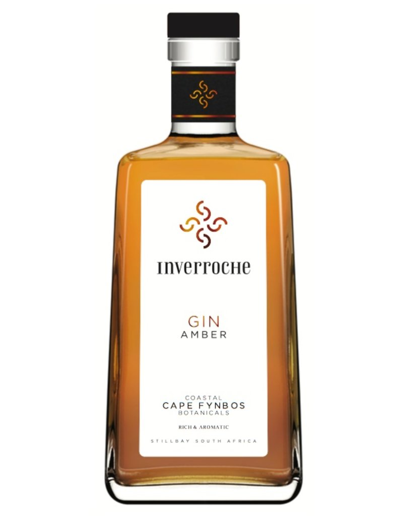 "Gin, Inverocche ""Amber"", South Africa, 750ml"