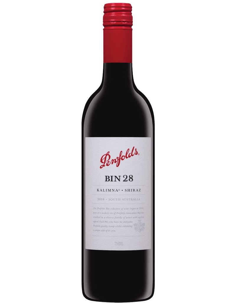 "Shiraz ""Bin 28 Kalimna"", Penfolds, South Australia, 2014"