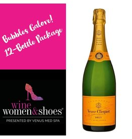 Bubbles Galore, Wine Women & Shoes, 2018