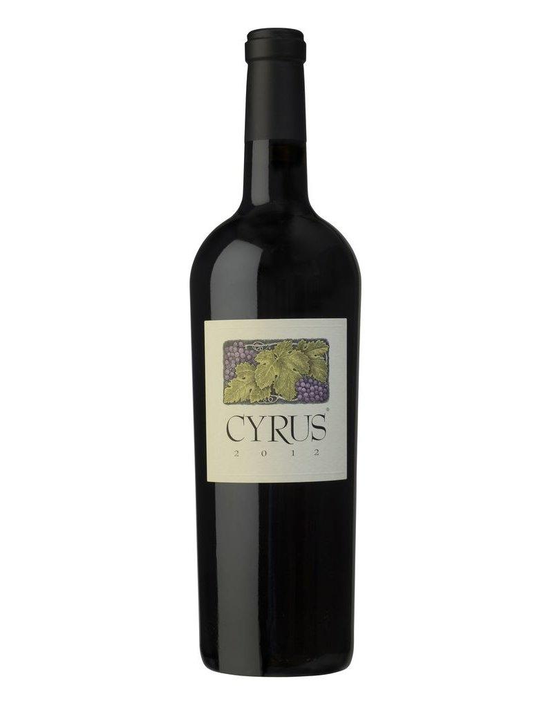 "Red Blend ""Cyrus"", Alexander Valley Vineyards, Alexander Valley, CA, 2012"