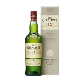 Scotch, Glenlivet 12 Year, 1 Liter