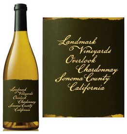 "Chardonnay ""Overlook"", Landmark, Sonoma County, CA, 2014 (375ml)"