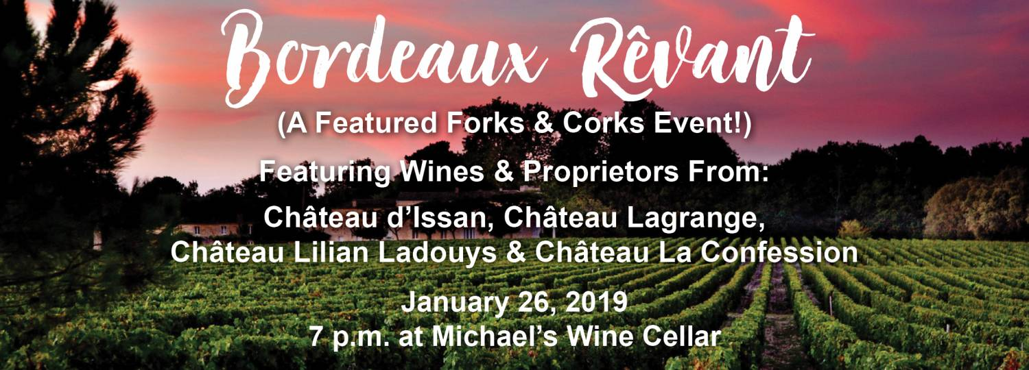 Bordeaux Wine Dinner