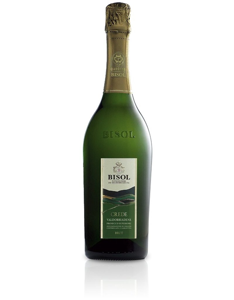 "Prosecco ""Crede"", Superiore, Bisol Desiderio Jeio, IT, 2015"
