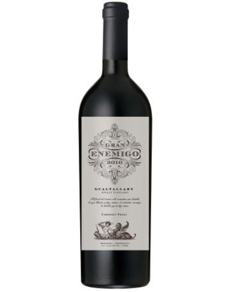 "Cabernet Franc ""Gualtallary single Vineyard"", Gran Enemigo, Mendoza, AR, 2011"