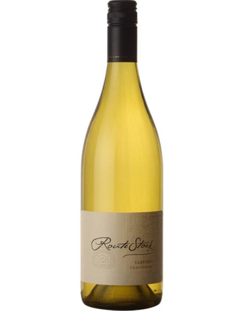 "Chardonnay ""Route 121"",  Routestock Cellars, CA, 2016"