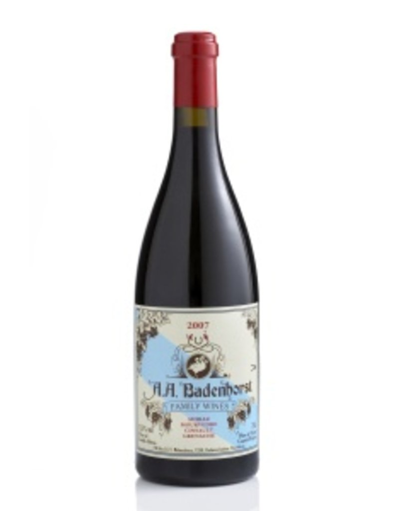 Red Blend, A.A. Badenhorst Family Wines, Swatland, ZA, 2012