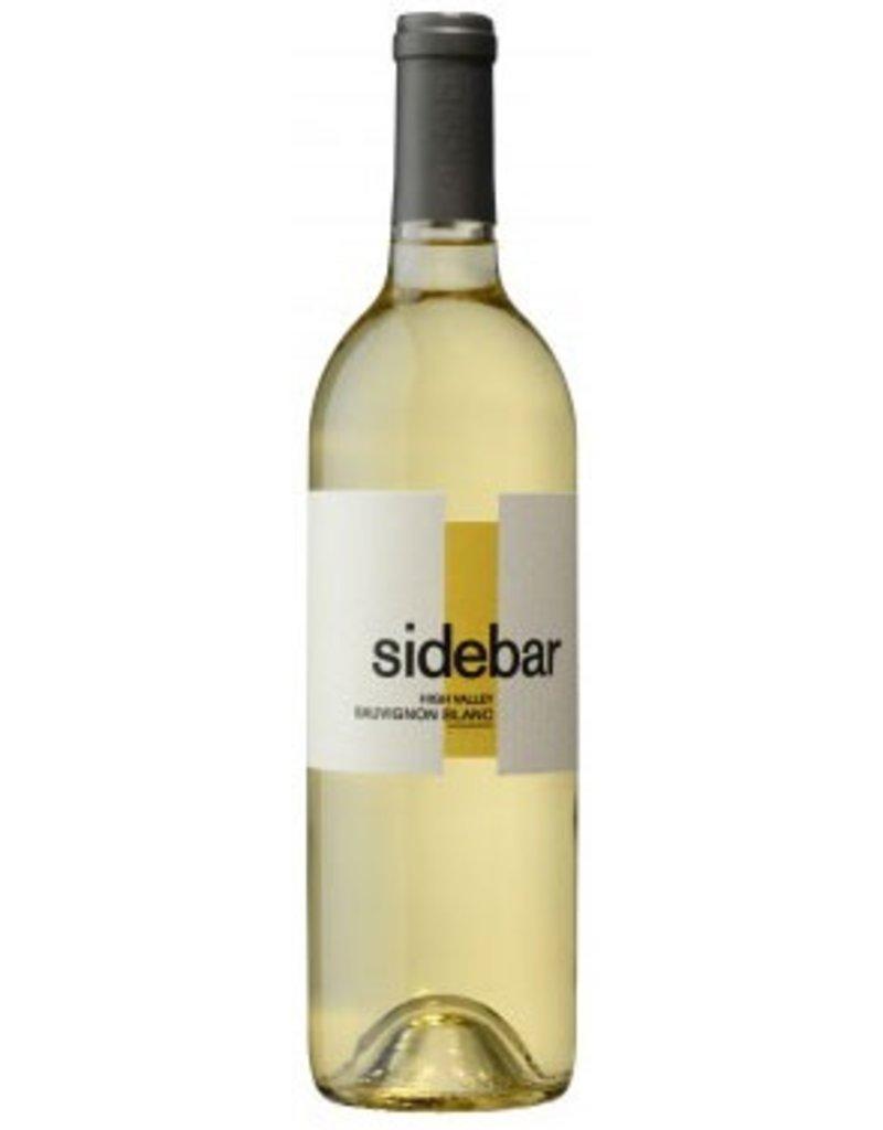 "Sauvignon Blanc ""High Valley"", Sidebar by Ramey, Lake County, CA, 2014"