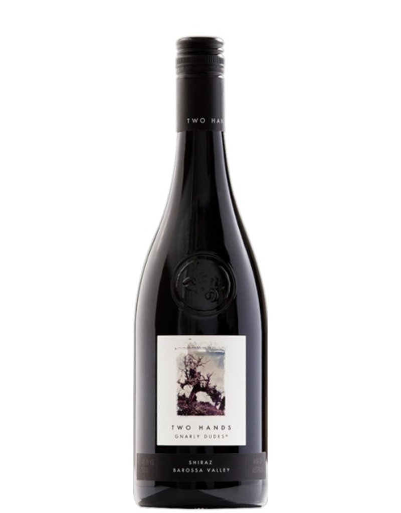"""Shiraz """"Gnarly Dudes"""", Two Hands, Barossa Valley, AU, 2015"""