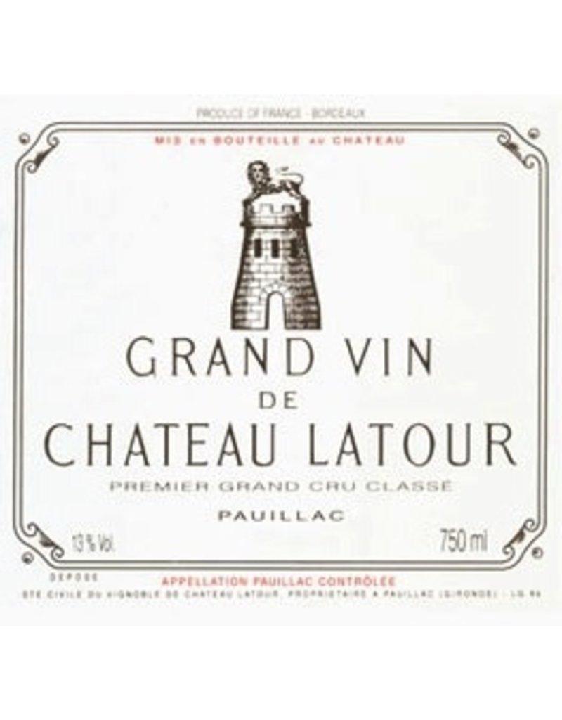 Chateau Latour, Pauillac, FR, 2005