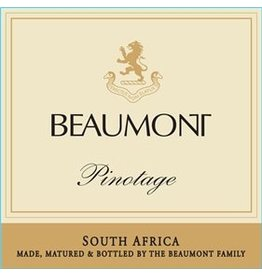 Pinotage, Beaumont Family, Bot River, ZA, 2014