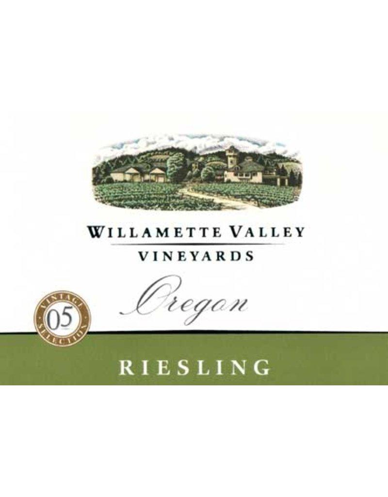 Riesling, Willamette Valley Vineyards, OR, 2015