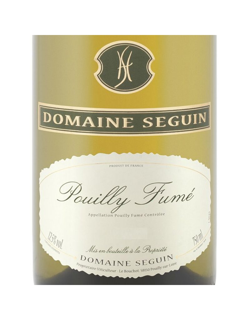 Pouilly Fume, Domaine Seguin, FR, 2015
