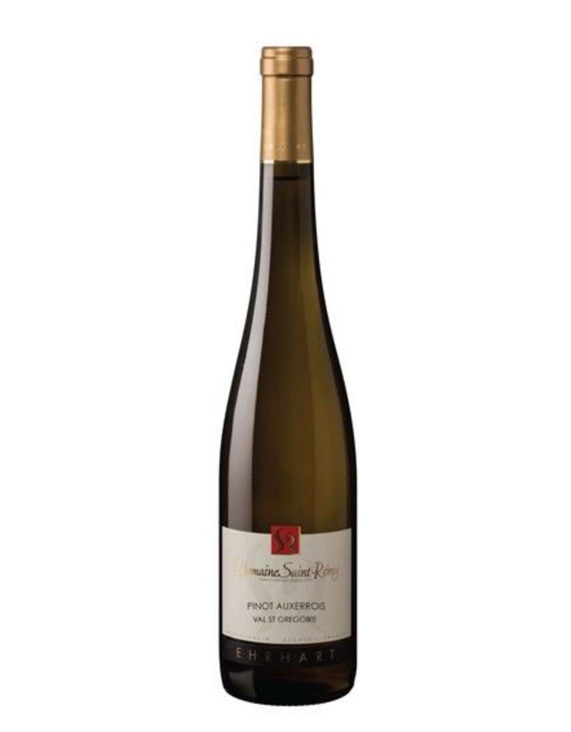 """Pinot Auxerrois """"Lieu-dit Val Saint-Gregoire"""", Domaine Saint-Remy, Alsace, FR, 2015"""