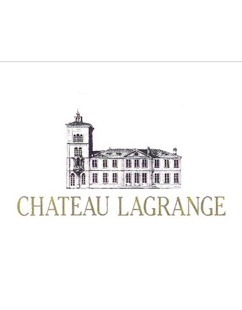 Chateau Lagrange, FR, 2012