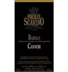 "Barolo ""Cannubi"" E Pira Chaiara Boschis, IT, 2012"