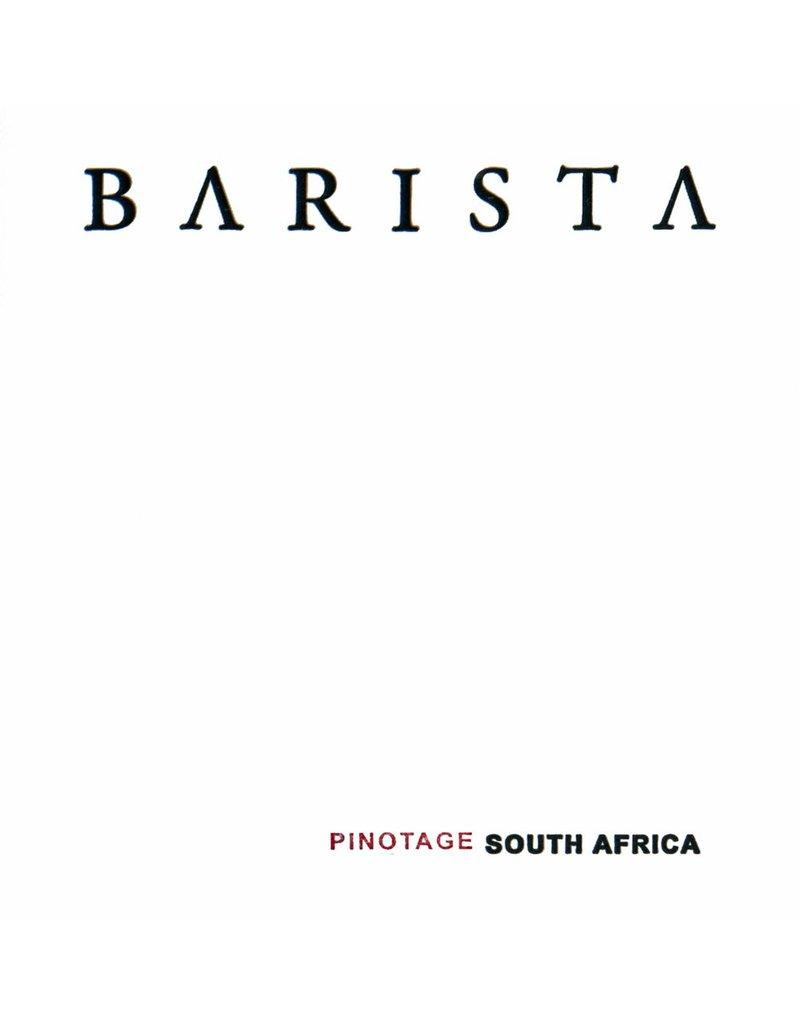 Pinotage, Barista, Western Cape, ZA, 2017