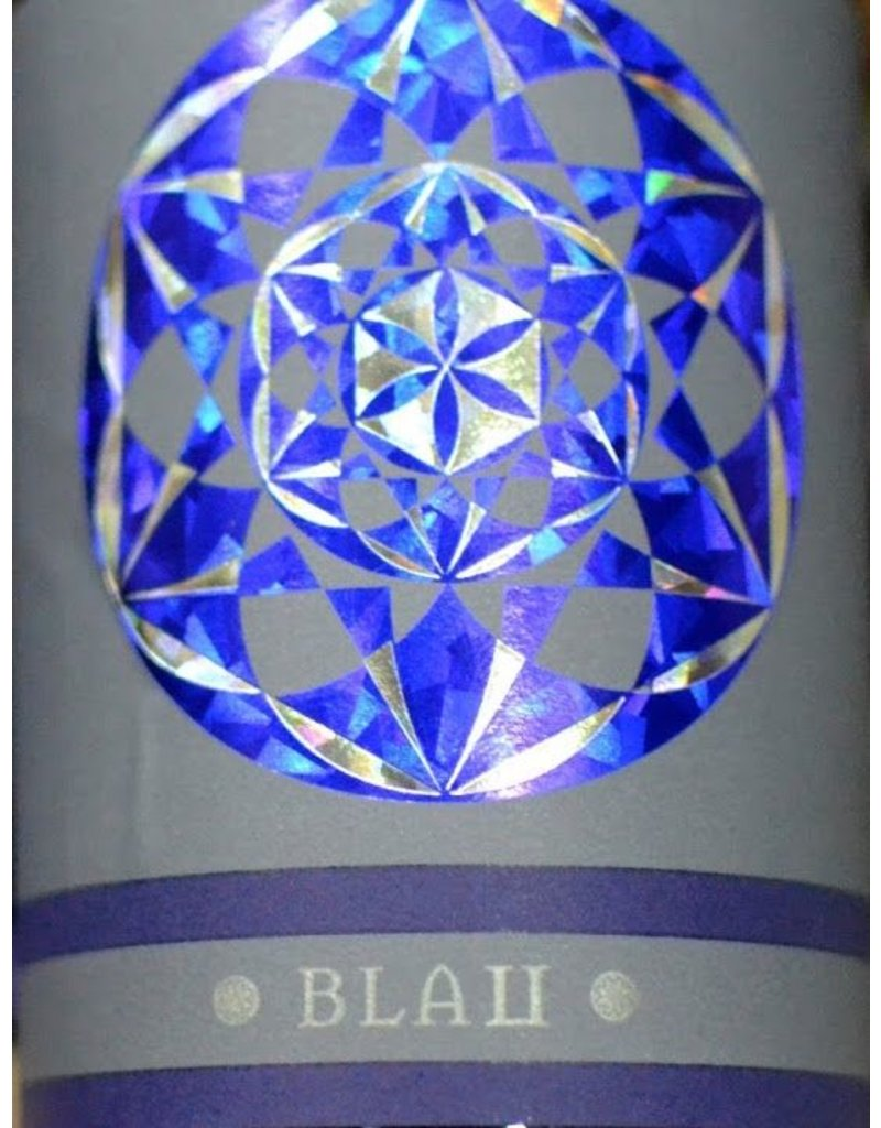 "Red Blend ""Blau"", Juan Gil Bodegas, Monstant, ES, 2015"