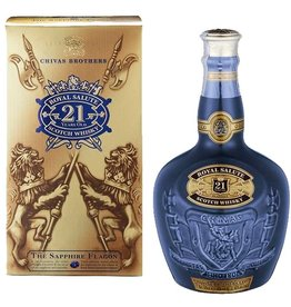"Scotch, Chivas Regal ""Royal Salute"" 21 Yr 750ml"