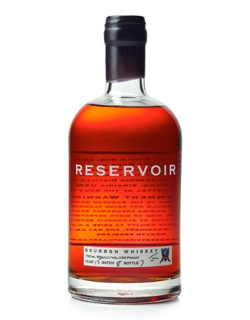 Bourbon, Reservoir, 750ml