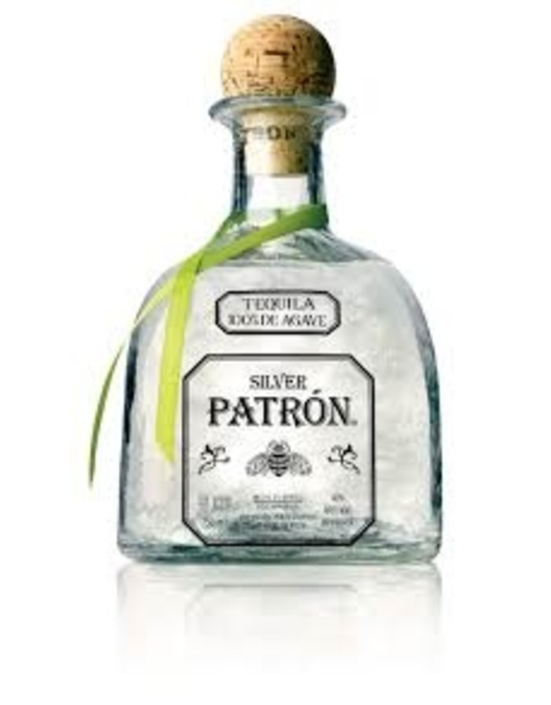 """Tequila, Patron """"Silver"""", 750ml"""