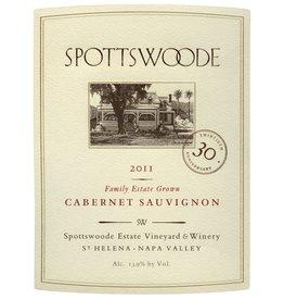 Cabernet Sauvignon, Spottswoode, Napa, CA, 2014