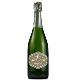 "Sparkling ""Wedding Cuvee"", Iron Horse Vineyards, Russian River Valley, CA, 2013"