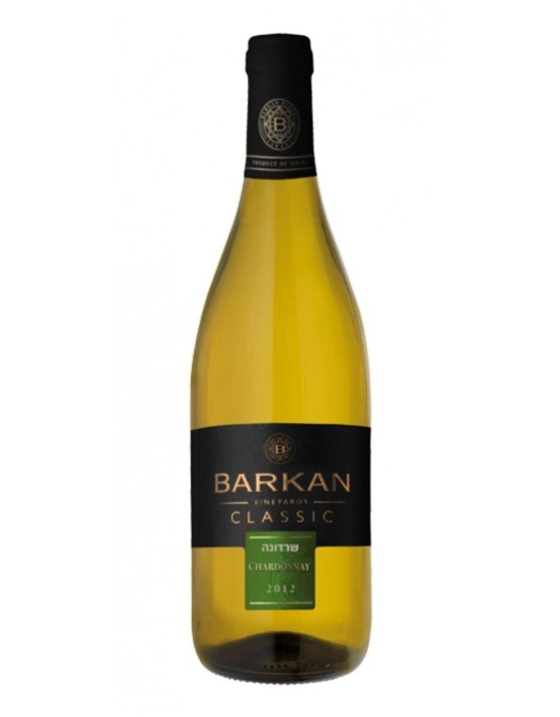 """Chardonnay """"Classic Kosher"""", Barkan Vineyards, Dan, Israel, 2016"""