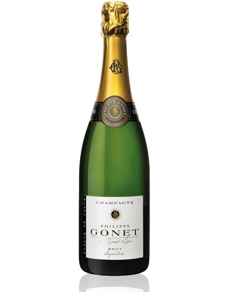 "Champagne ""Brut Signature"", Philippe Gonet, FR, NV"