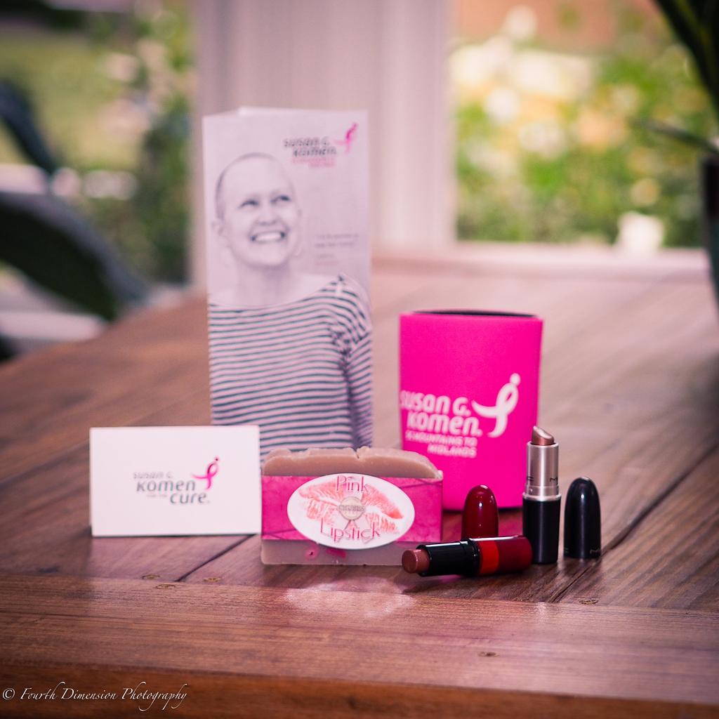 Seasonal Scents Pink Lipstick