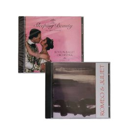 Boston Ballet Orchestra CDs