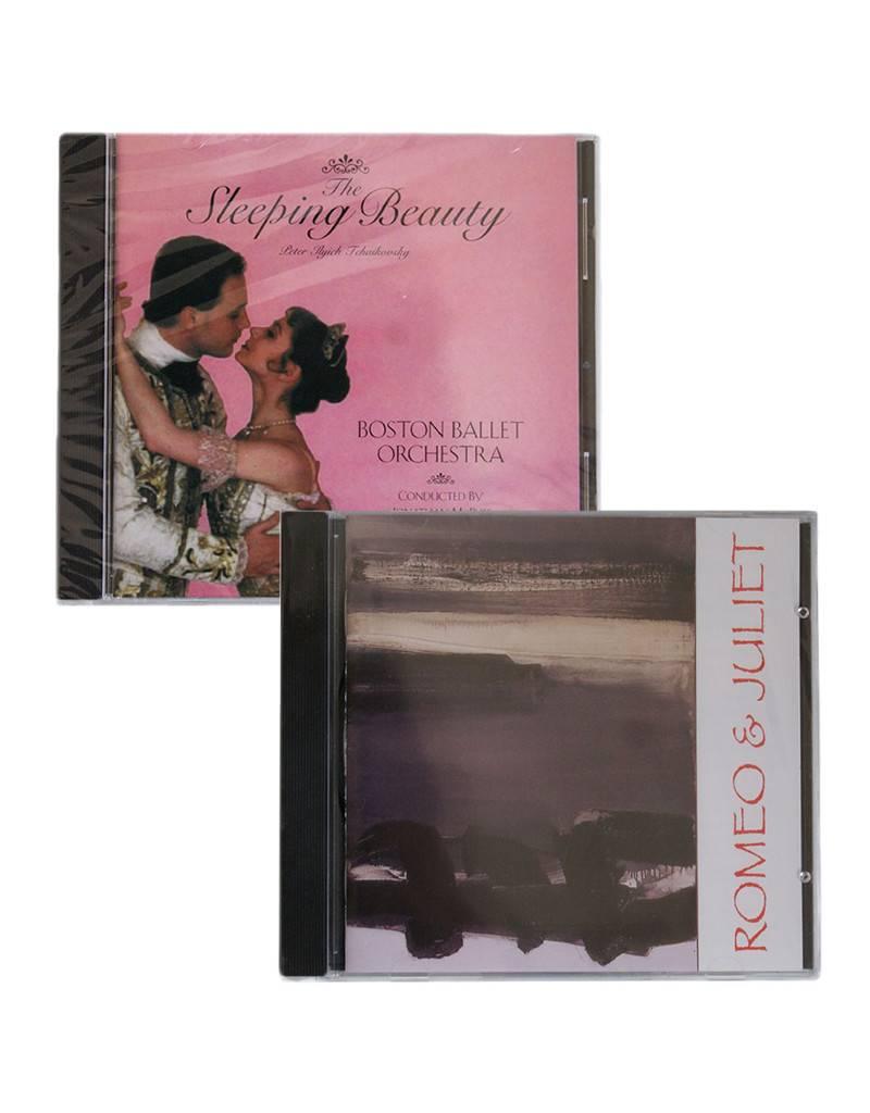 Boston Ballet Orchestra CDs